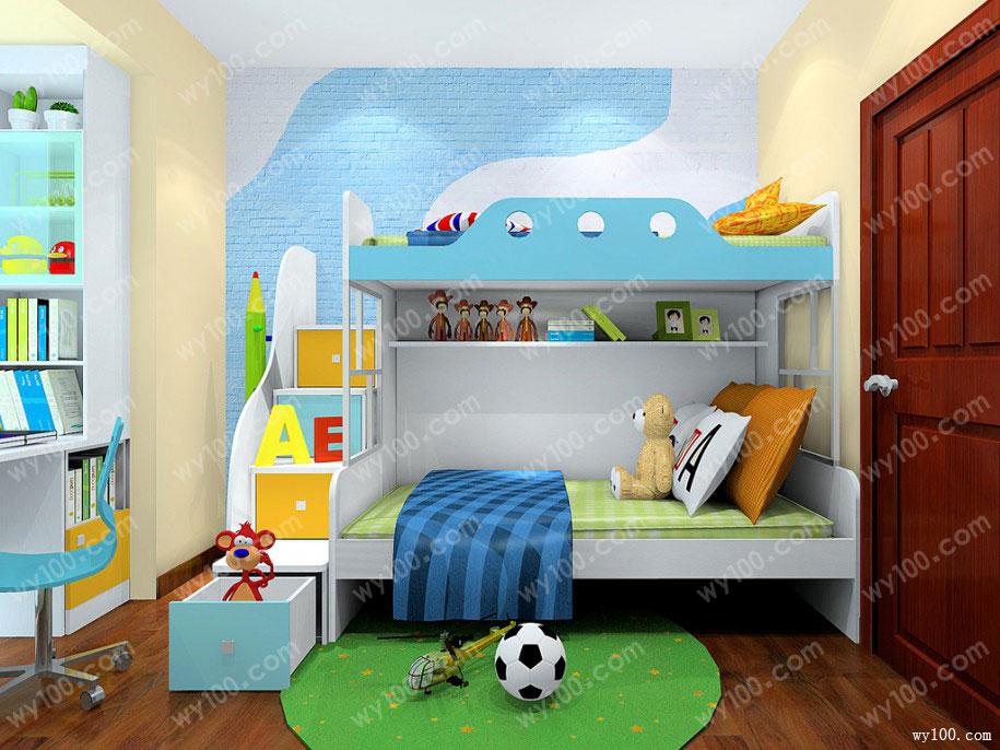 儿童房墙面粉刷技巧,给孩子健康成长助力