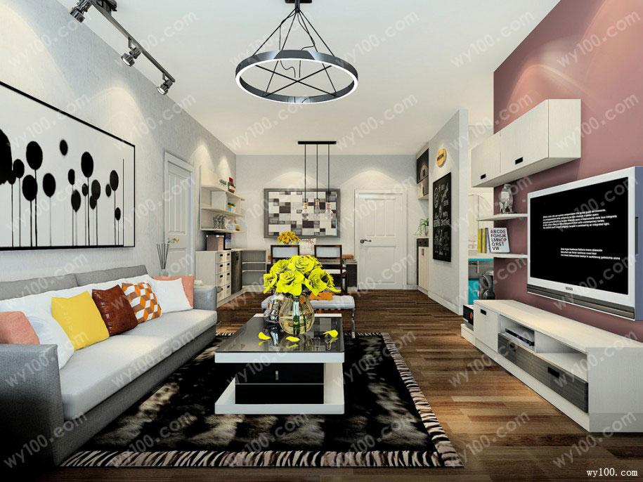 客厅装修电视背景,考虑哪些方面
