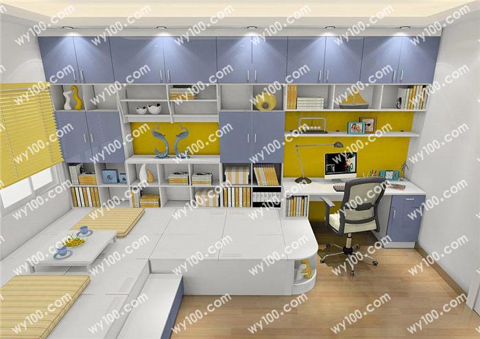 简单实用的书房设计要从哪些方面做