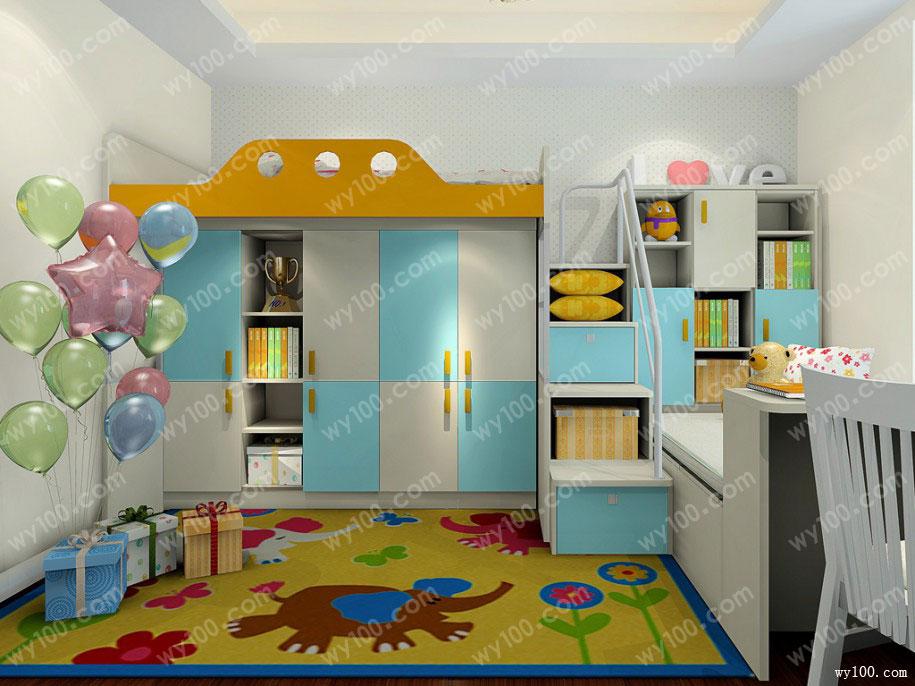 儿童房地毯的选择技巧不可小觑