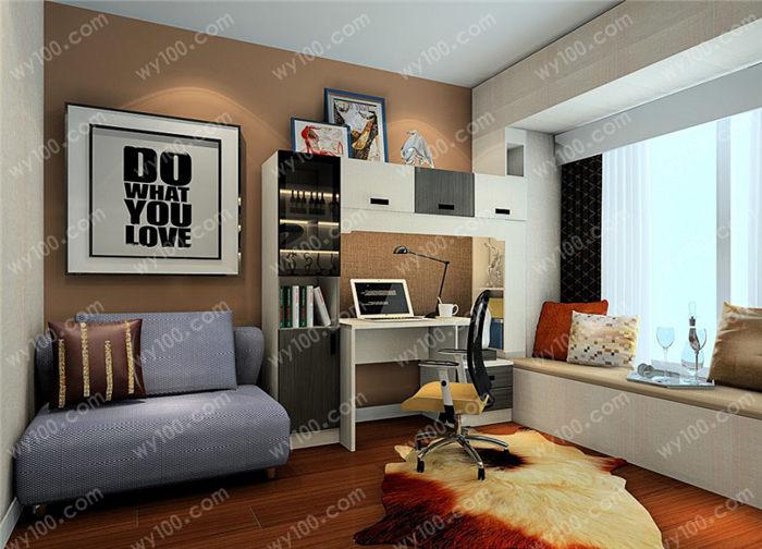 如何设计卧室转角飘窗,更好利用空间呢?