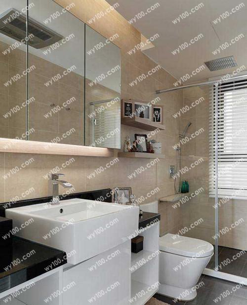 卫生间用折叠门有哪些优缺点 - 维意定制家具网上商城