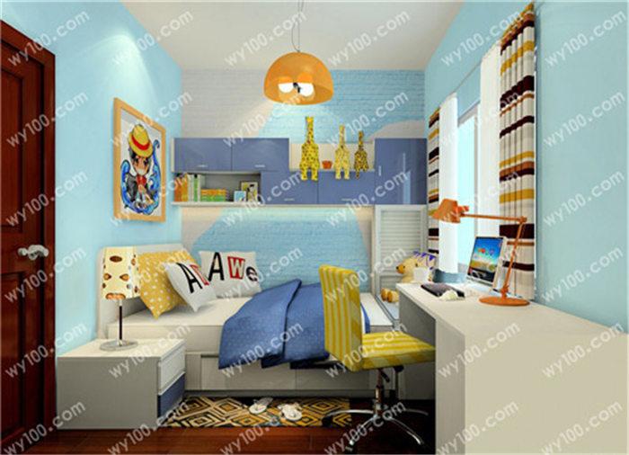 儿童房间设计技巧有哪些 - 维意定制家具网上商城