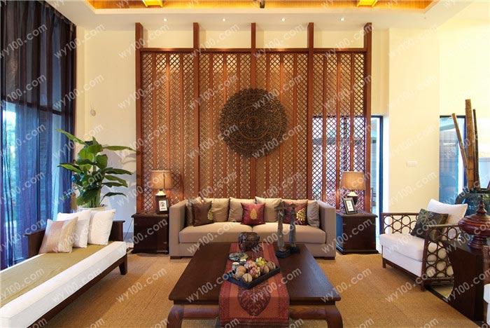中式客厅窗帘选择方法 - 维意亚博娱乐手机登录手机专用家具网上商城