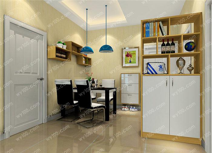 小户型玄关设计技巧 - 维意定制家具网上商城