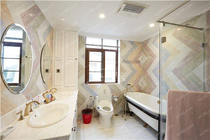 卫生间玻璃隔断做法 - 维意定制家具网上商城