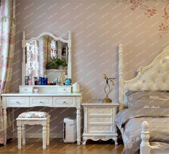 卧室梳妆台的选购技巧 - 维意定制家具网上商城