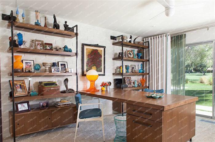 书房玻璃隔断优缺点 - 维意定制家具网上商城
