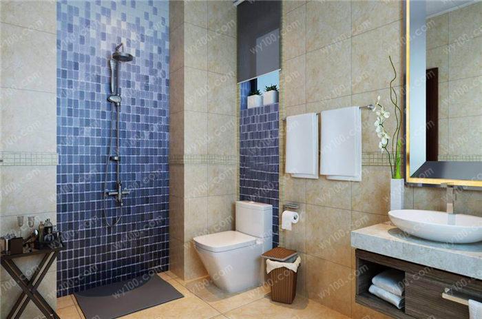 小户型卫生间如何挑选浴室柜 - 维意定制家具网上商城