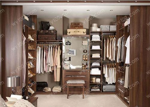 衣帽间有哪些类型 - 维意定制家具网上商城