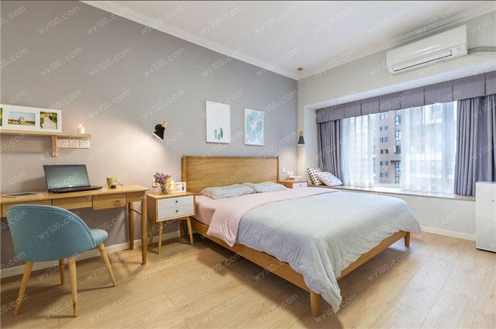 卧室转角飘窗如何利用 - 维意定制家具网上商城