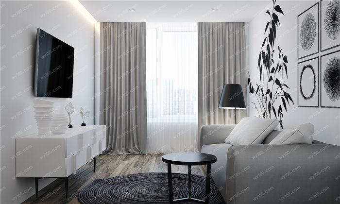 简约风格的装修要点 - 维意定制家具网上商城
