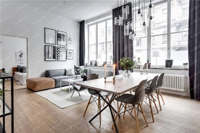 餐厅吊灯如何选择 - 维意定制家具网上商城
