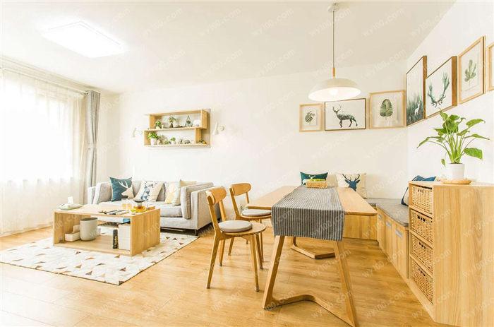 客厅空间规划技巧 - 维意定制家具网上商城