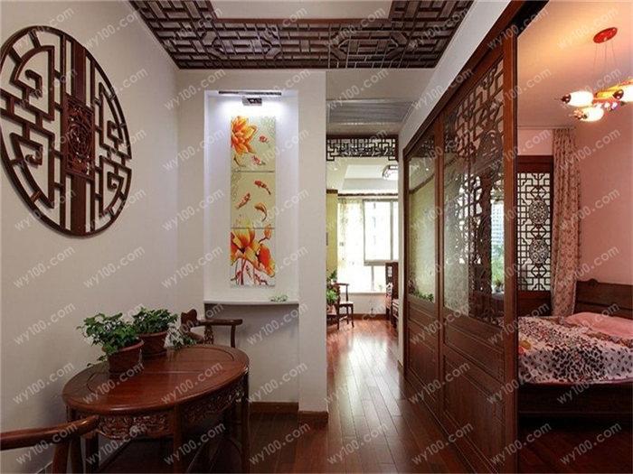 中式装修案例分析 - 维意定制家具网上商城