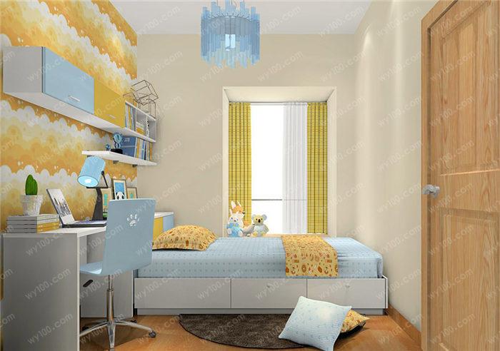 儿童房配色方案 - 维意定制家具网上商城