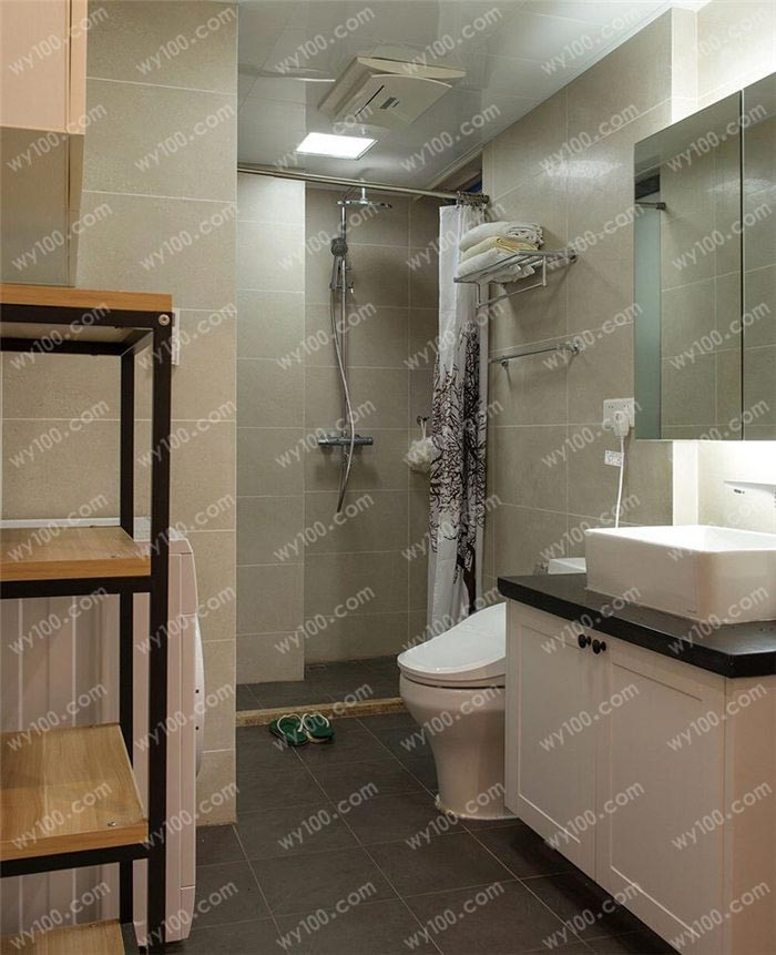 53平米一室一厅装修 - 维意定制家具网上商城