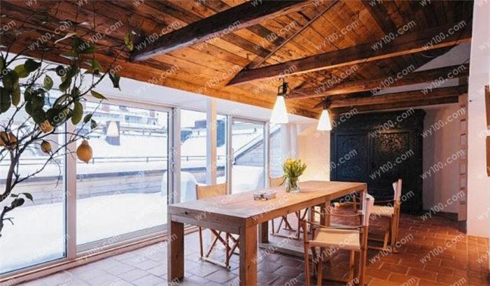 阁楼装修要点 - 维意定制家具网上商城
