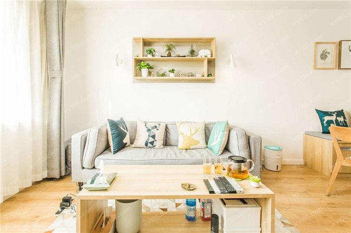 日式客厅装修技巧 - 维意定制家具网上商城