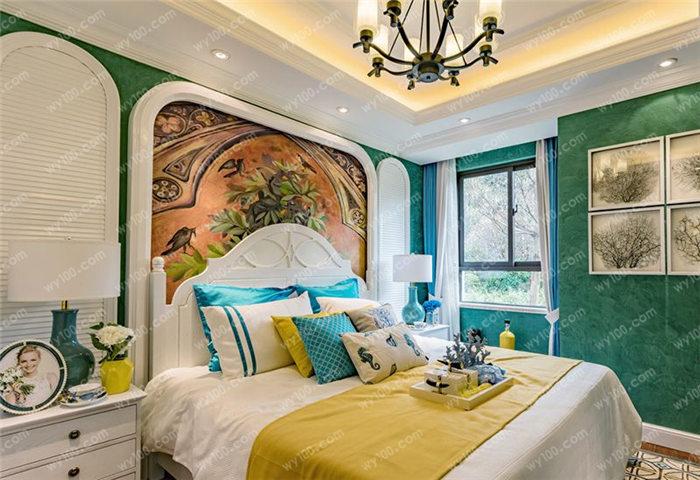 东南亚风格卧室装修特点 - 维意定制家具网上商城