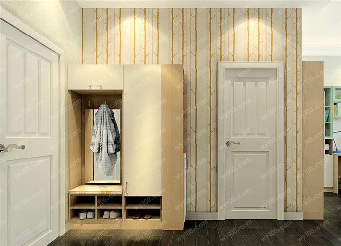 门厅的装修技巧 - 维意定制家具网上商城