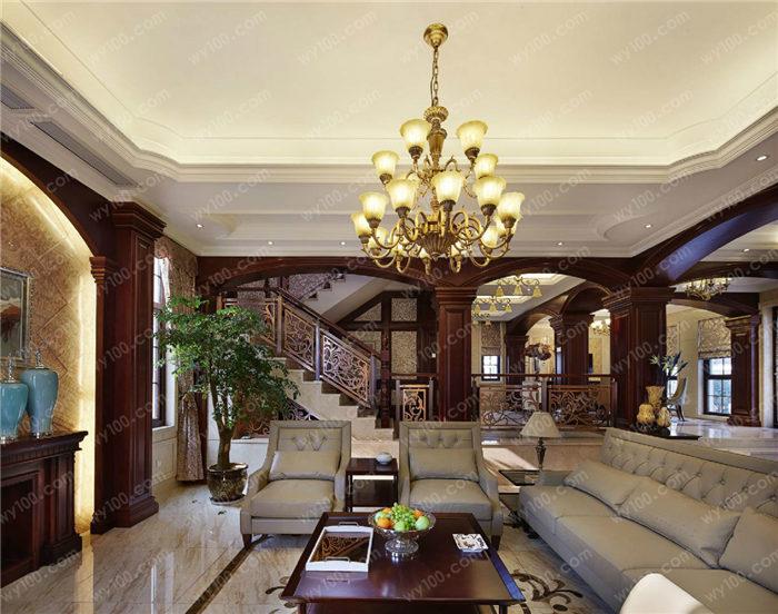 别墅客厅装修要注意什么 - 维意定制家具网上商城