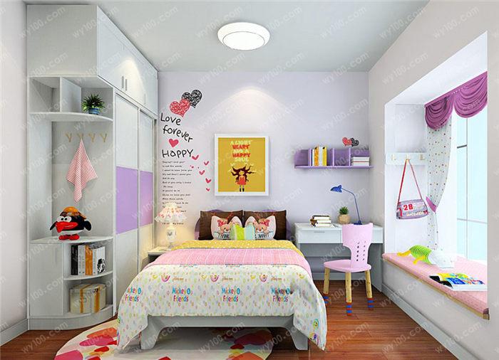 教你怎么设计儿童房 - 维意定制家具网上商城