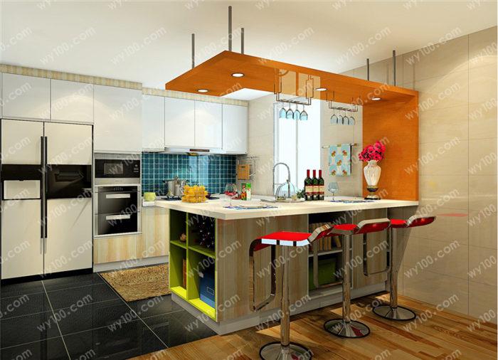餐厅厨房一体化装修禁忌 - 维意定制家具网上商城
