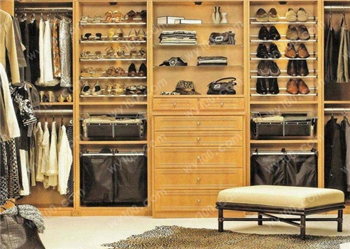 衣帽间装修有哪些款式 - 维意定制家具网上商城