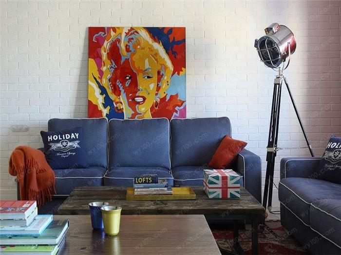 52平米一室一厅装修图 - 维意定制家具网上商城