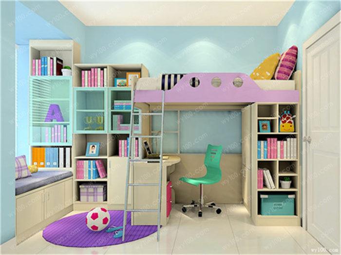 30平米儿童房怎么装修好看 - 维意定制家具网上商城