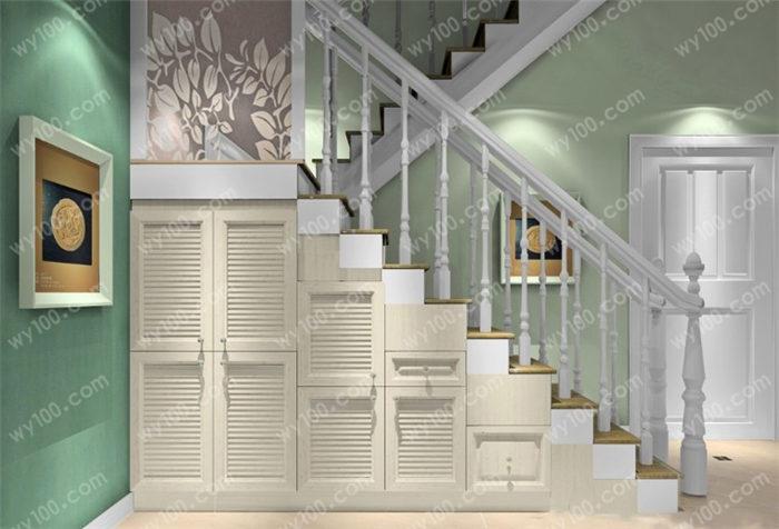 楼梯死角怎么利用 - 维意定制家具网上商城