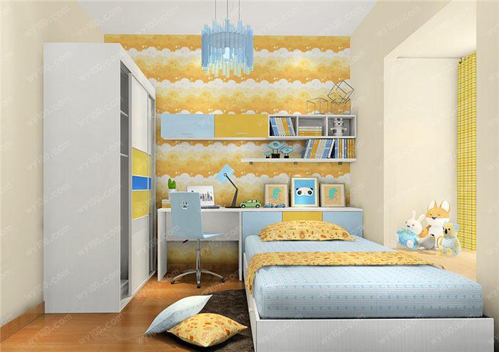 儿童衣柜的设计有哪些要点 - 维意定制家具网上商城