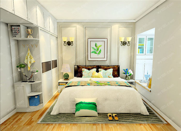 床头灯怎么布置 - 维意定制家具网上商城