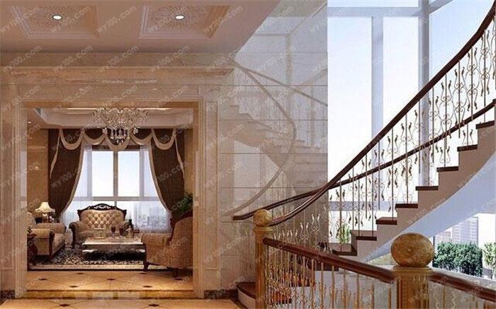室内楼梯设计注意事项有哪些 - 维意定制家具网上商城