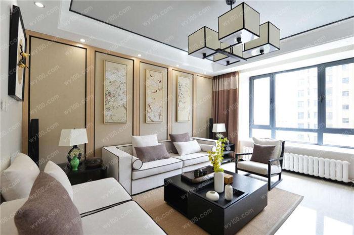 客厅装修设计风格 - 维意定制家具网上商城