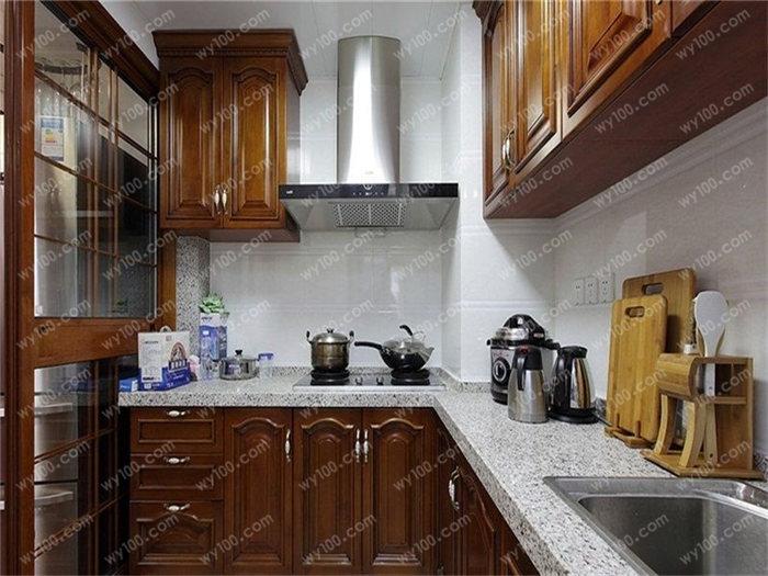 中国家庭适合怎样的厨房设计 - 维意定制家具网上商城