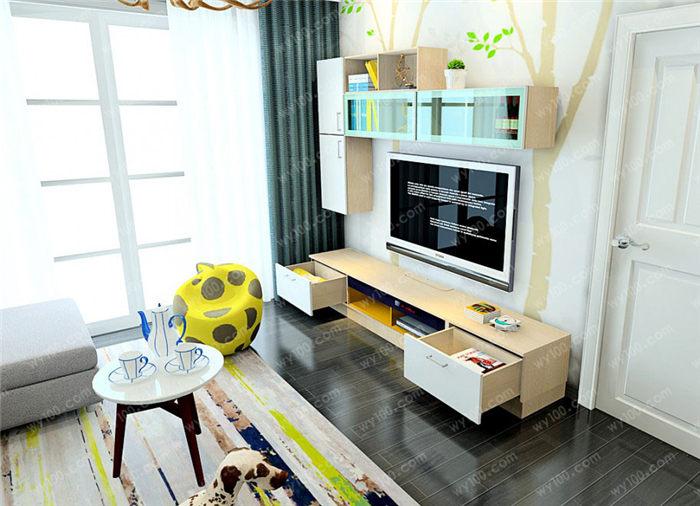 壁纸铺贴的颜色与样式有什么讲究 - 维意定制家具网上商城