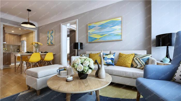客厅隔断墙怎么设计 - 维意定制家具网上商城