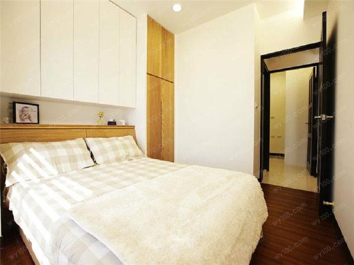 卧室床头背景墙怎么设计 - 维意定制家具网上商城