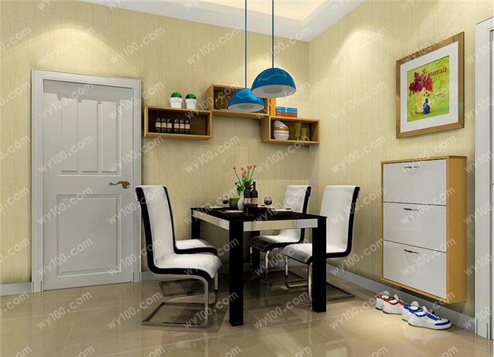 餐厅色彩搭配法则 - 维意定制家具网上商城