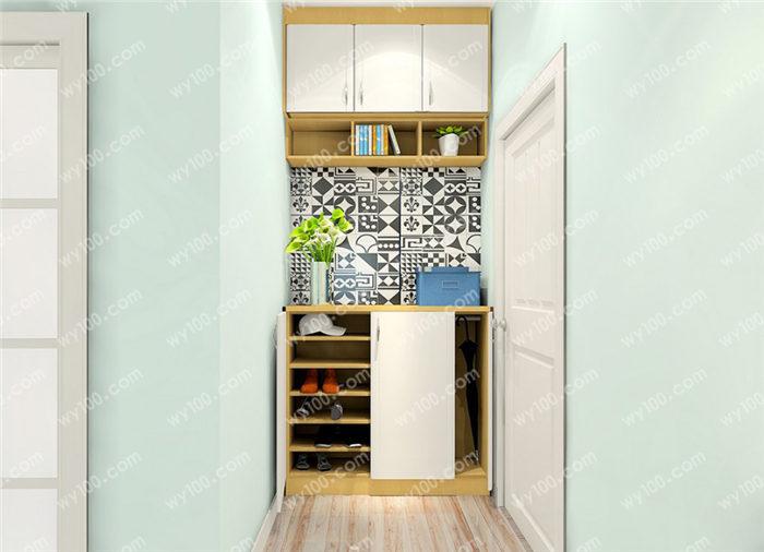 玄关配饰设计 - 维意定制家具网上商城