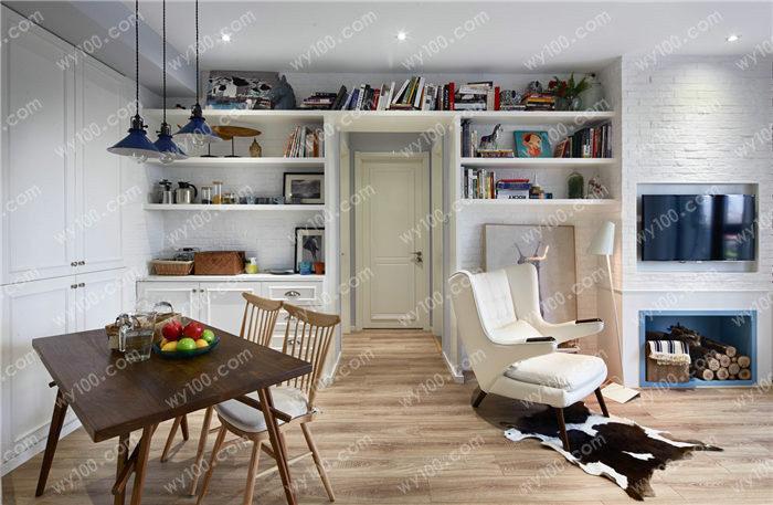 书房墙面颜色如何选择 - 维意定制家具网上商城