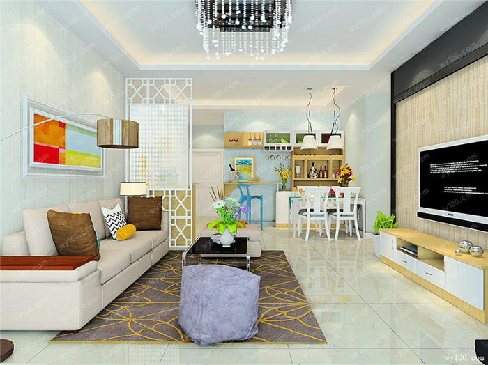 干铺地板砖的方法步骤 - 维意定制家具网上商城