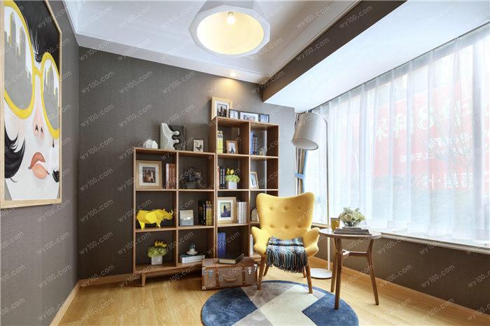 双面书架尺寸 - 维意定制家具网上商城