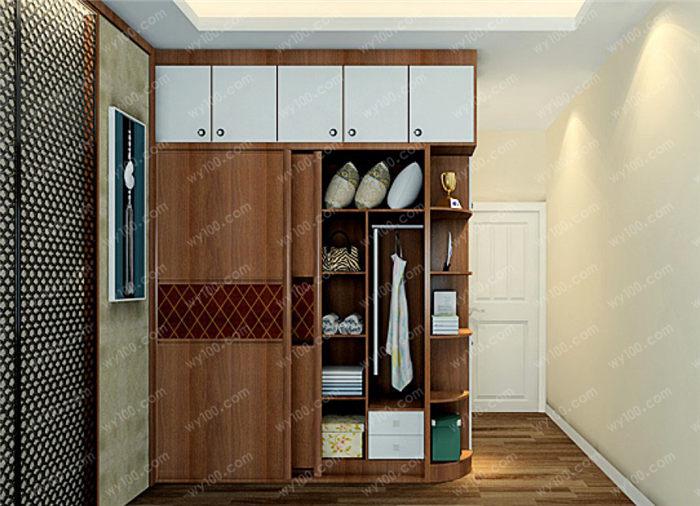 小衣柜内部设计技巧 - 维意定制家具网上商城