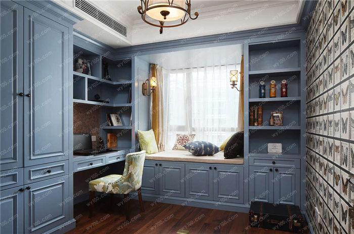 简易书柜书架有哪些风格 - 维意定制家具网上商城