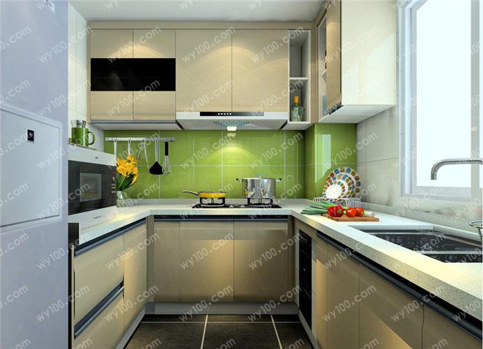 厨房设计小技巧 - 维意定制家具网上商城