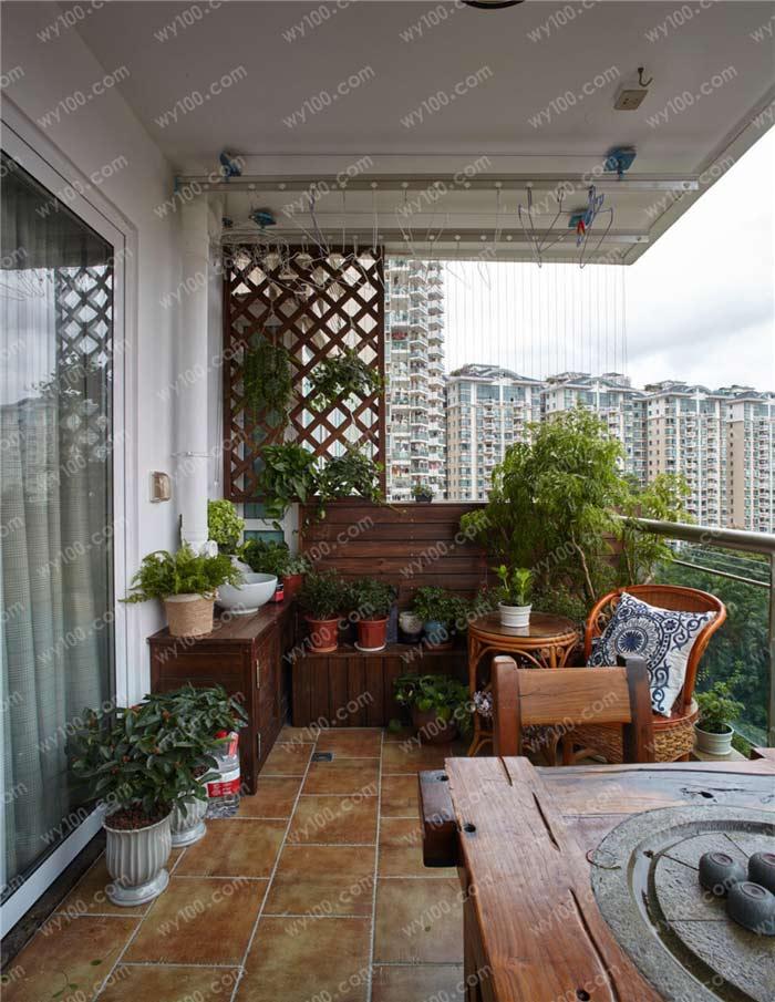 阳台装修注意事项介绍 - 维意定制家具网上商城