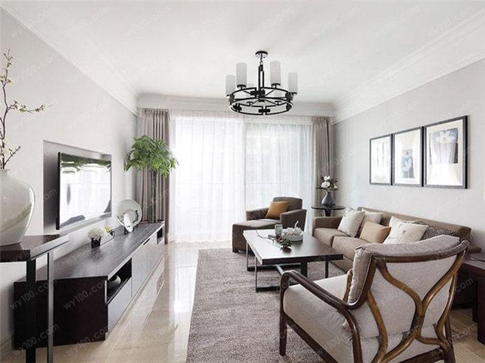超大客厅怎么布局 - 维意定制家具网上商城